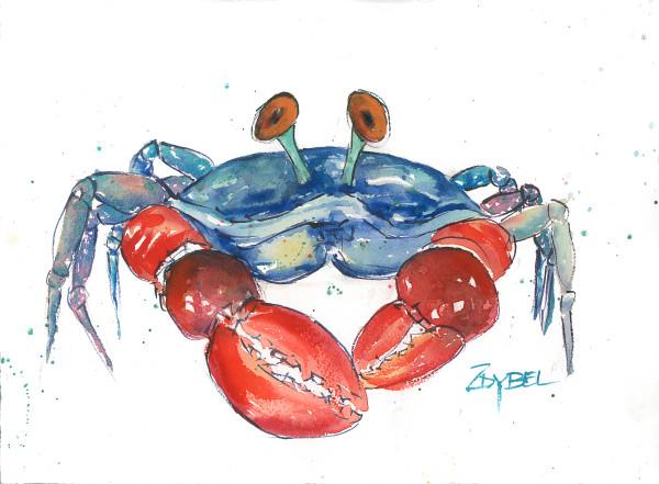 Blue Crab Blues #1