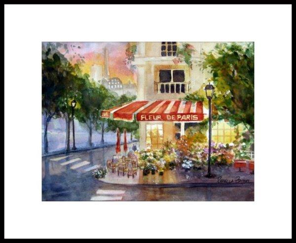 Fluer De Paris