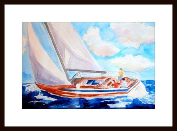 Afternoon at Sea