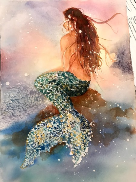 Batik Mermaid