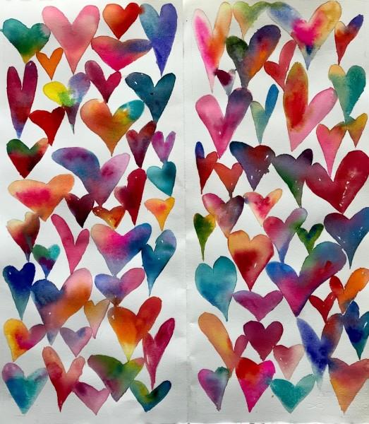 80 Hearts
