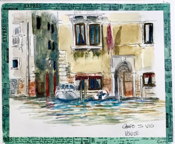 Campo S. Vio Venice