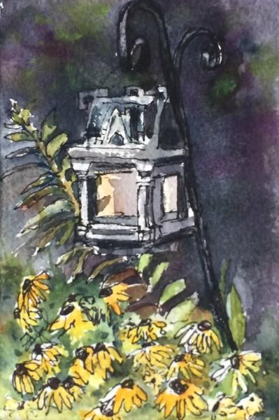 Backyard Birdhouse