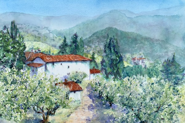 Uvileto (The Olive Orchard)