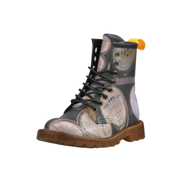 Woodford Reserve Bourbon Barrels: boots