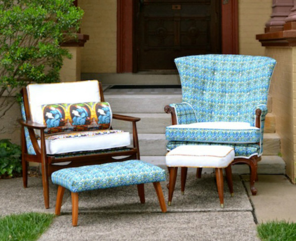 Historic Reitz Home: furniture ensemble