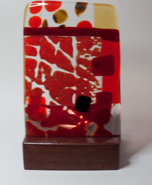 Red Rocks Tealight Large