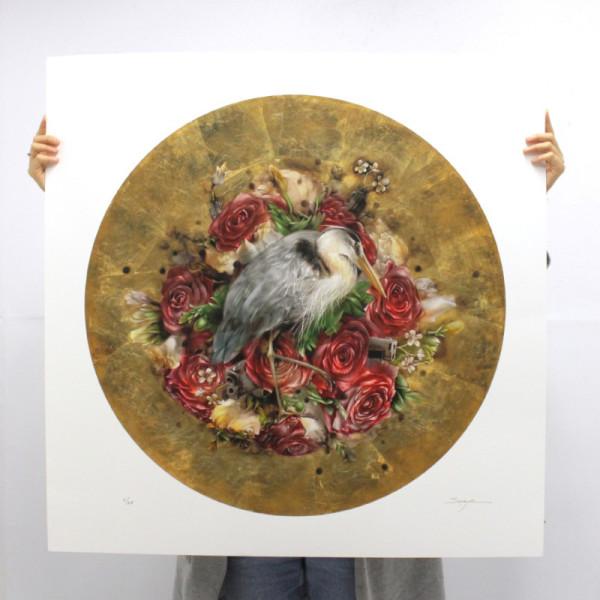 Guns and Roses (print)