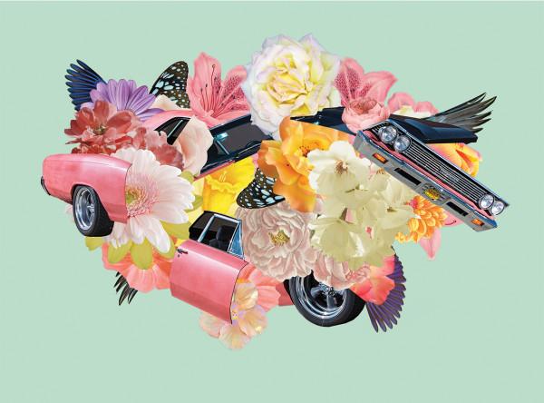 Broken Bouquet 2