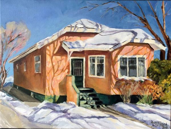 Wintertide Sillouettes