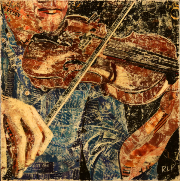 Untitled (Fiddle Player)