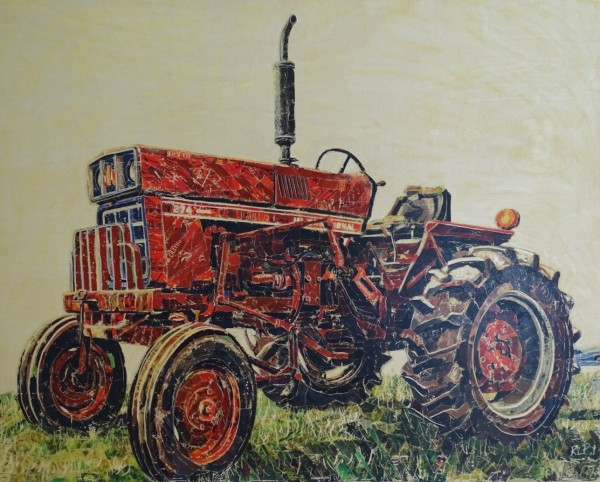 Untitled Tractor