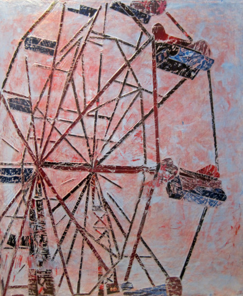 Old Ferris Wheel