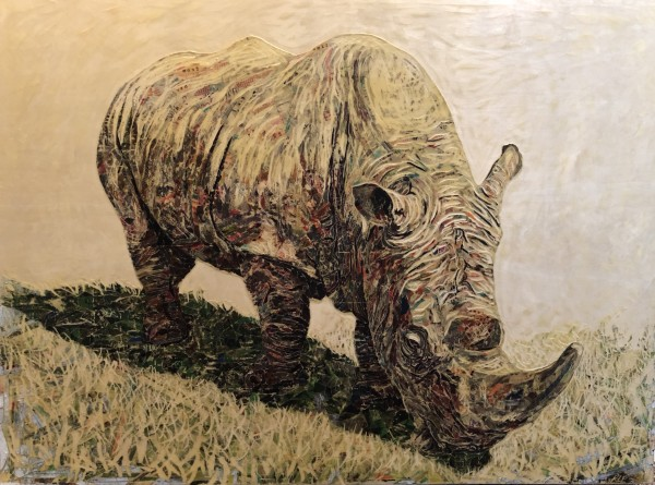 Untitled (Rhino)