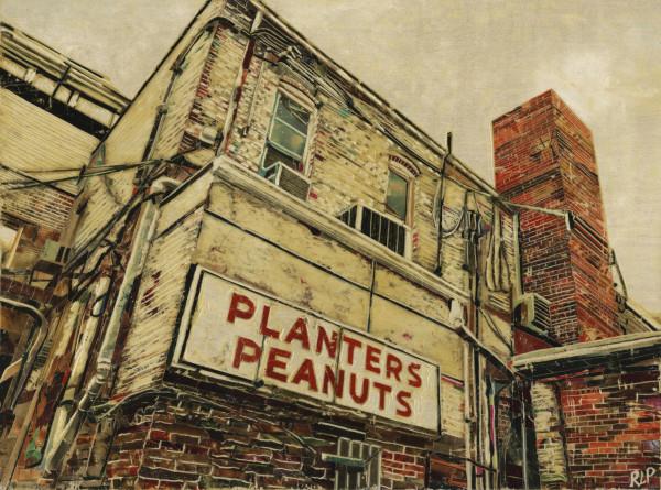 Planters Peanuts in Arcade Alley