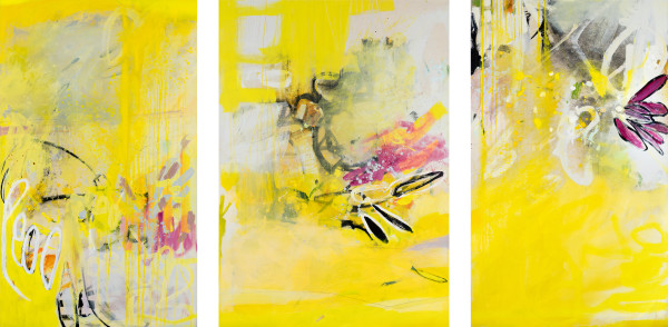 BREEZE (triptych)