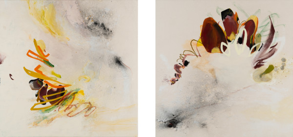 FLIGHT (diptych)