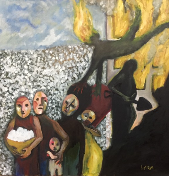 Coal & Cotton & Fire