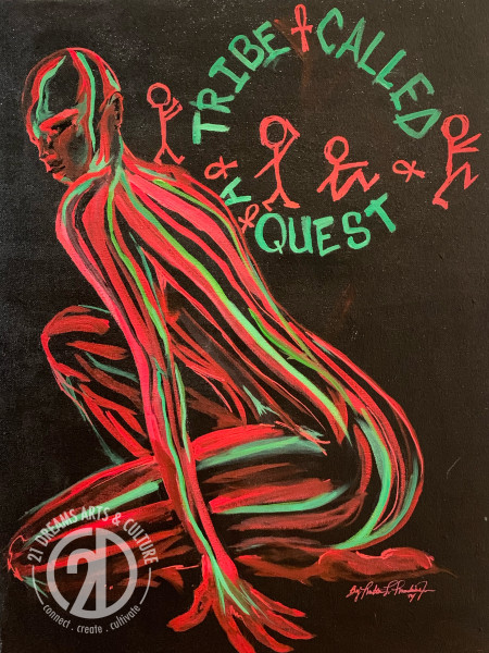 """A Tribe Called Quest - """"Low End Marauders -1"""" (Combo Pack)"""