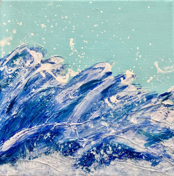 Dancing Wave - $45 (30% off till Jan 31!)