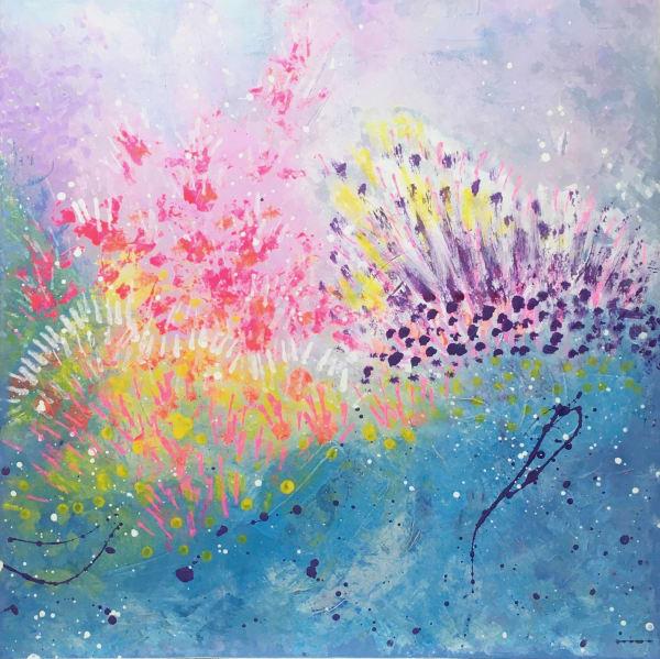 Bursts of Blooming Joy