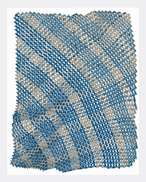 Woven Lines 7