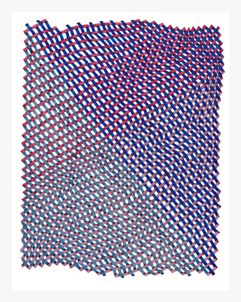 Woven Lines 11