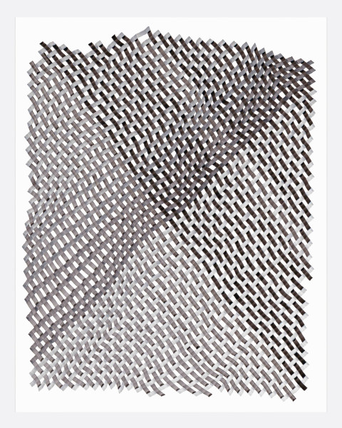 Woven Lines 13