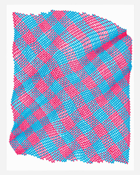 Woven Lines 14