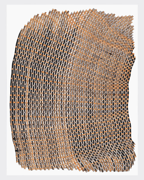 Woven Lines 17