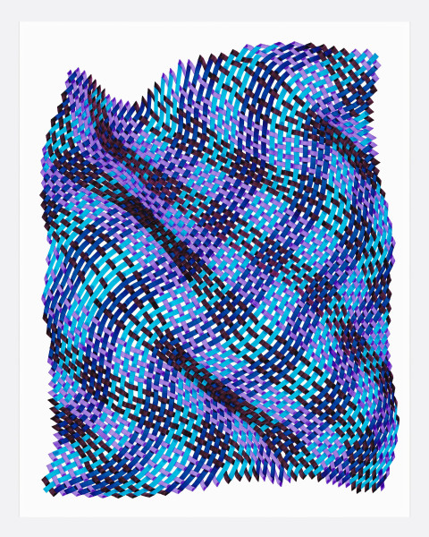 Woven Lines 26