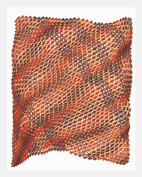 Woven Lines 27