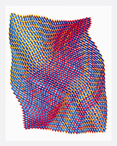 Woven Lines 31