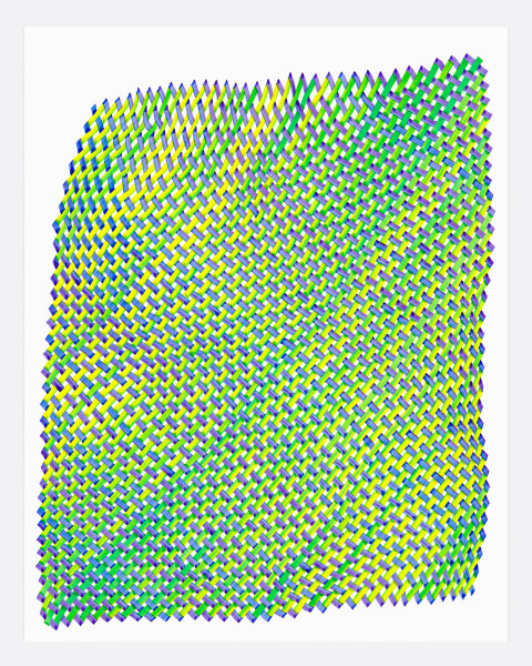 Woven Lines 33