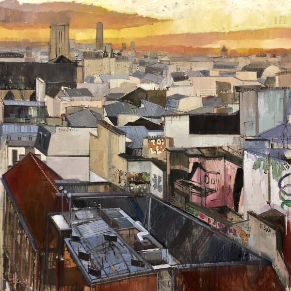 4th Arrondissement Rooftops