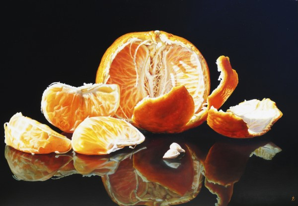Luminous Mandarin