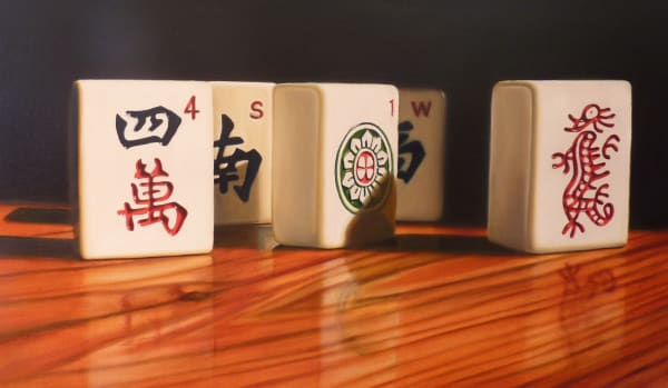 Mahjong Tiles 3