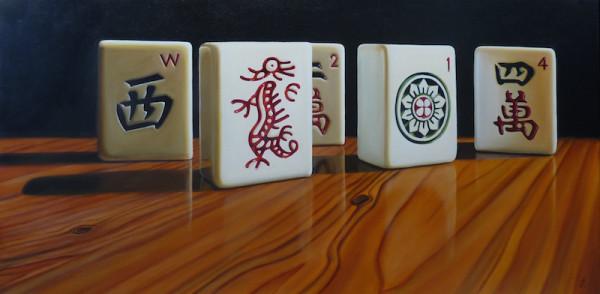 Mahjong Tiles 1