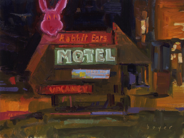 The Rabbit Ears Motel