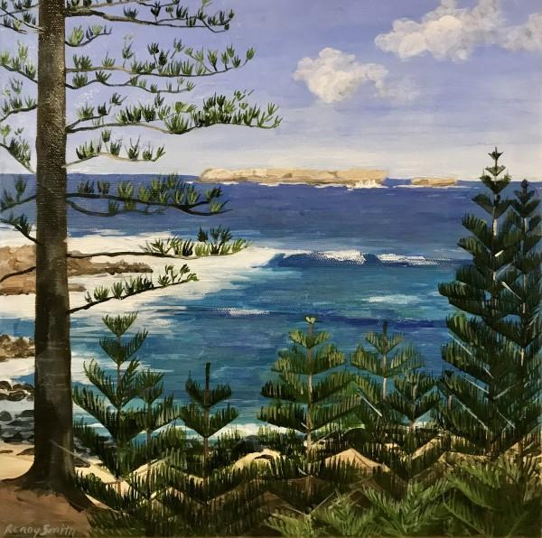Cresswell Bay ('Norfolk Island series')
