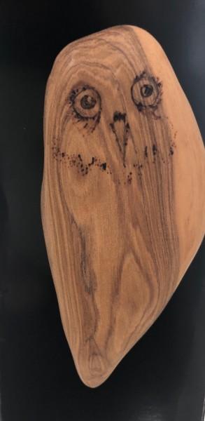 Artist made Owl Brooch