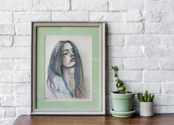 Portrait of Kristine Froseth