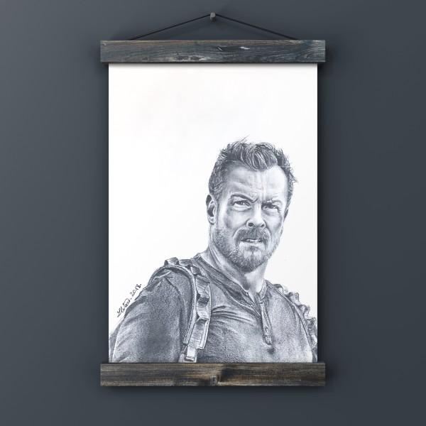 Portrait of Toby Stephens