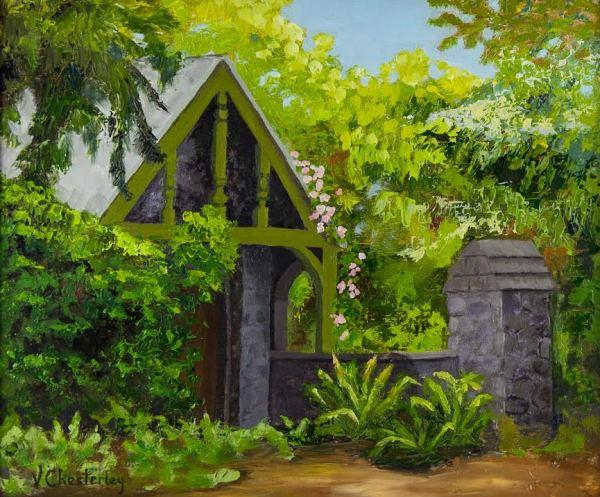 Gatekeepers Cottage (Lake Washington Park)