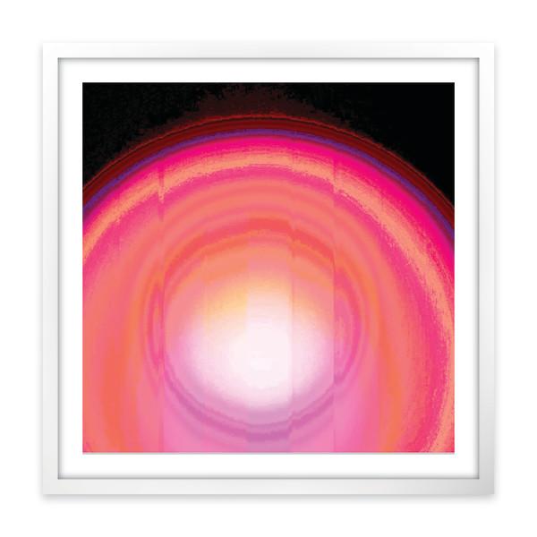 Energy Spheres 13 (framed)