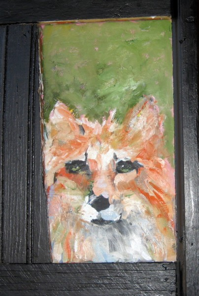 Swift Red Fox