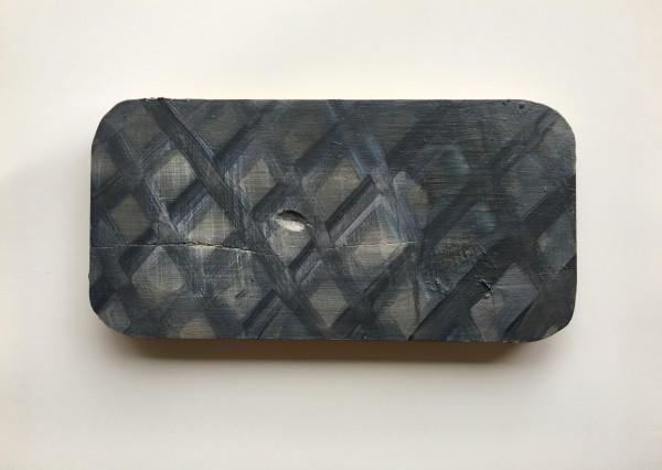 Diagonal grid / plaid