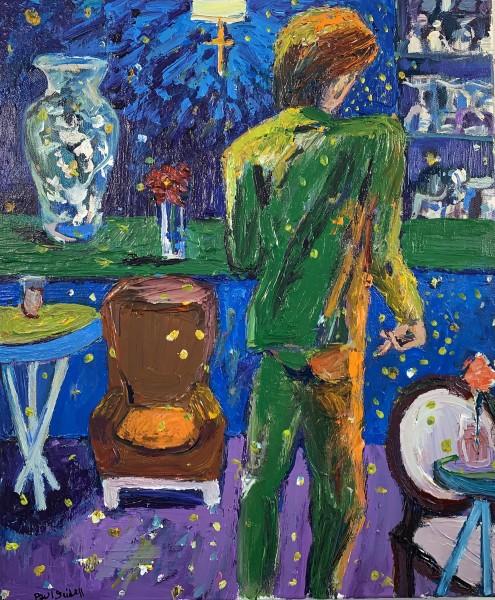 Acrylic on canvas 10