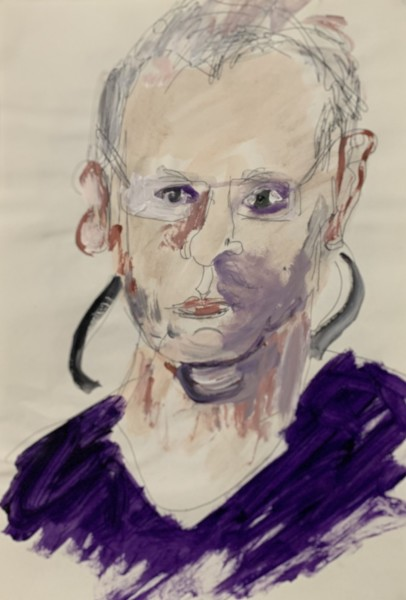 Self portraits to web 5