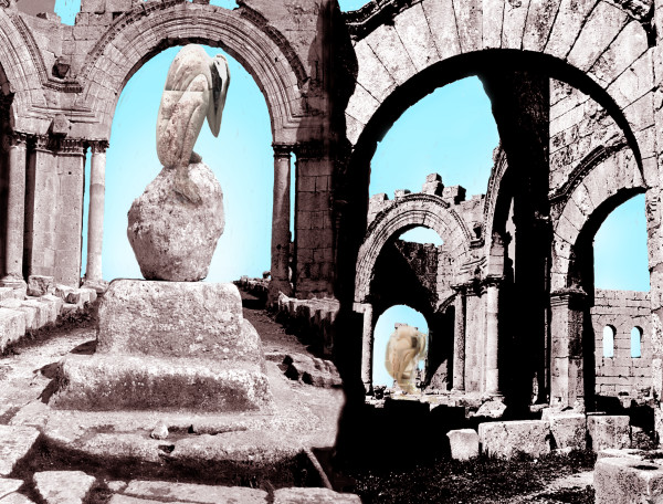 St. Simeon's Rock